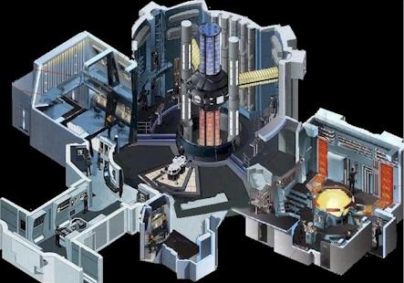 Main Engineering Star Trek Uss Cairns A